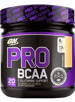 Optimum Nutrition BCAA PRO - фото 4852