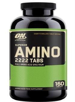 Super Amino 2222  160 tab. - фото 4946