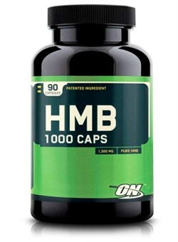 Optimum Nutrition HMB 1000 mg, 90 caps. - фото 4957