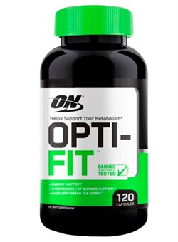 Optimum Nutrition Opti-Fit, 120 caps. - фото 4959