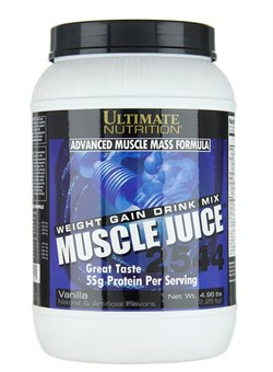 Ultimate Nutrition Muscle Juice 2544 2,3 кг. - фото 4986