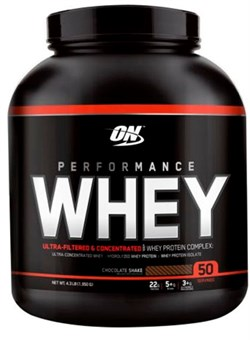 Optimum Nutrition Performace Whey 2 кг. - фото 4998