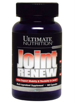 ULTIMATE Joint Renew Formula 100 капс. - фото 5047