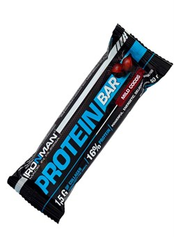 """IRONMAN"" TRI Protein Bar 50 гр. - фото 5076"