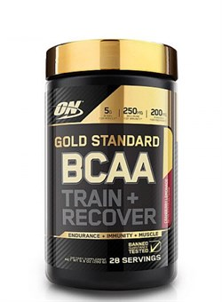 Optimum Nutrition Gold Standard BCAA, 280 гр. - фото 5164