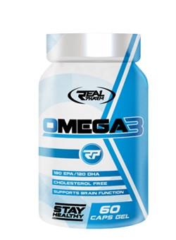 Real Pharm Omega 3   1000мг (60 таб) - фото 5199