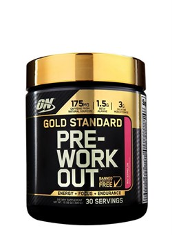 Optimum Nutrition Gold Standard Pre-Workout  1 Порция - фото 5201