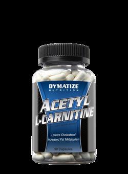 DYMATIZE Acetyl L-Carnitine,   90 caps. - фото 5204