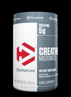 DYMATIZE Creatine Micronized,   300 gr. - фото 5208