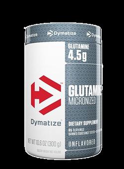 DYMATIZE Glutamine Micronized,    300 gr. - фото 5210