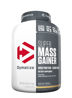 DYMATIZE Super Mass Gainer 2,7 кг. - фото 5213