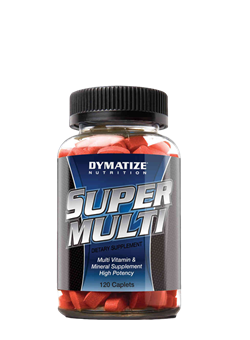 DYMATIZE Super Multi,   120 tab. - фото 5214