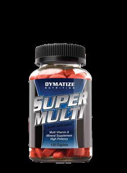 DYMATIZE Super Multi,   120 tab. - фото 5214