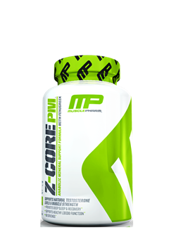 MUSCLE PHARM	Z-Core PM, 60 caps. - фото 5217