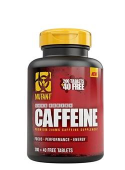 MUTANT Mutant Caffeine,  240 tab. - фото 5219