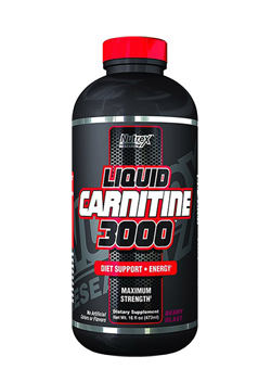 NUTREX	Liquid Carnitine 3000,   473 ml. - фото 5225