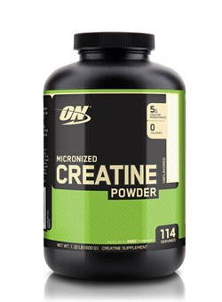 OPTIMUM NUTRTION	Micronized Creatine,   600 gr. - фото 5229