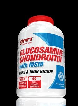 SANGlucosamine + Chondroitin + MSM,  90 tab. - фото 5233