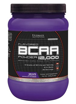 Ultimate Nutrition BCAA 12000, 228 гр. - фото 5247