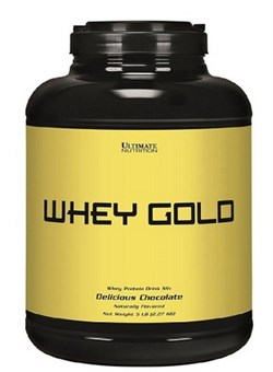 ULTIMATE Whey Gold,  2,3 кг. - фото 5250