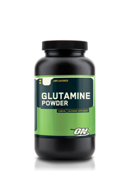Optimum Nutrition Glutamine powder, 300 gr. - фото 5255