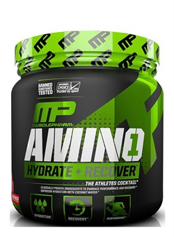 MUSCLE PHARM	Amino 1,   426 гр. - фото 5279
