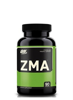 Optimum Nutrition ZMA, 90 caps. - фото 5288