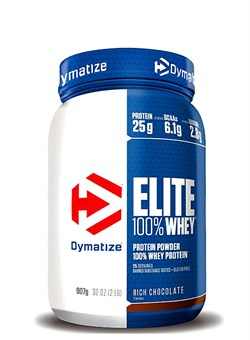 DYMATIZE	Elite Whey,    0.9 кг. - фото 5335