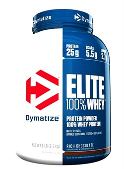 DYMATIZE	Elite Whey,    2,3 кг. - фото 5337