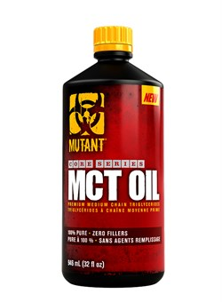 MUTANT Mutant      MCT OIL,   946 ml. - фото 5343