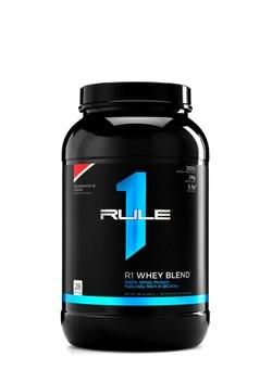 RULE 1R1 Whey Blend,  0,9 кг. - фото 5355