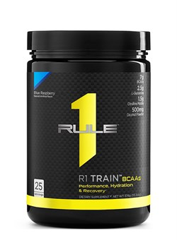 RULE 1	R1 Train BCAAs,  378 gr. - фото 5366