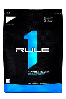 RULE 1R1 Whey Blend  4.54 кг. - фото 5372