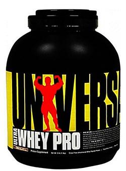UNIVERSAL Ultra Whey PRO 2,3 кг. - фото 5379