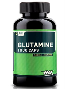 Optimum Nutrition Glutamine 1000 mg. 240 caps. - фото 5386