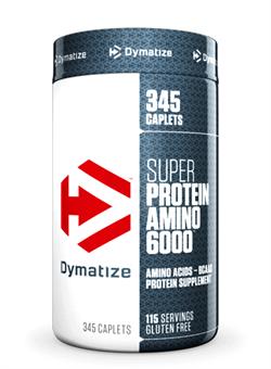 Dymatize Super Amino 6000 345 табл. - фото 5409