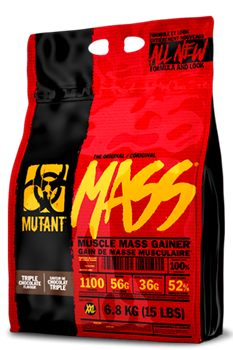 Mutant Mutant Mass 6.8 кг. - фото 5430