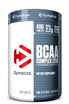 DYMATIZE BCAA Complex 2200,   400 tab. - фото 5431