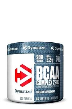 DYMATIZE BCAA Complex 2200,   200 tab. - фото 5432