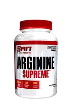 SAN  Arginine Supreme,   100 tab. - фото 5441