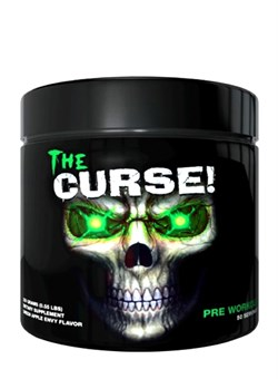 Cobra Nutrition THE CURSE!   250 Гр. - фото 5448