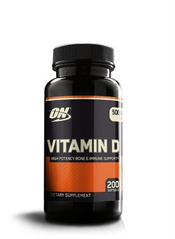 Optimum Nutrition Vitamin D - фото 5452