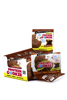 BOMBBAR Печенье протеиновое Арахис 40 гр. - фото 5466