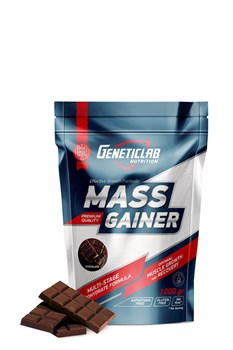 GeneticLab Mass Gainer 1000 гр. - фото 5471