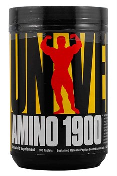 UNIVERSALAmino 1900,  300 tab. - фото 5500