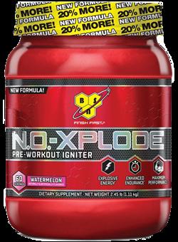 BSN N.O. Xplode 3.0 30 Порций - фото 5503