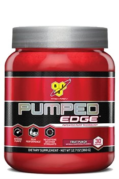 BSN PUMPED EDGE 30 Порций - фото 5515