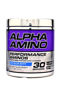 Cellucor  ALPHA AMINO, 384 Гр. - фото 5517