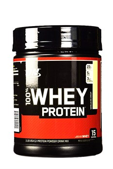 Optimum Nutrition 100% Whey Protein - фото 5527