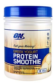 OPTIMUM NUTRITION Greek Yogurt Protein Smoothie - фото 5595